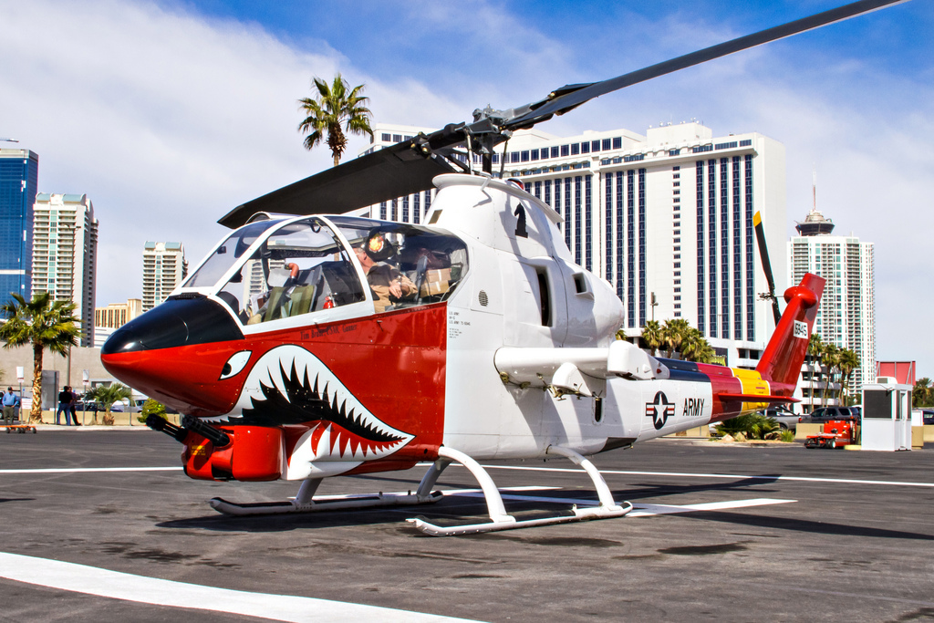 Cactus Air Force Bell AH-1G Cobra (N102JG)