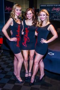 Charlie, Megan, & Tatiana