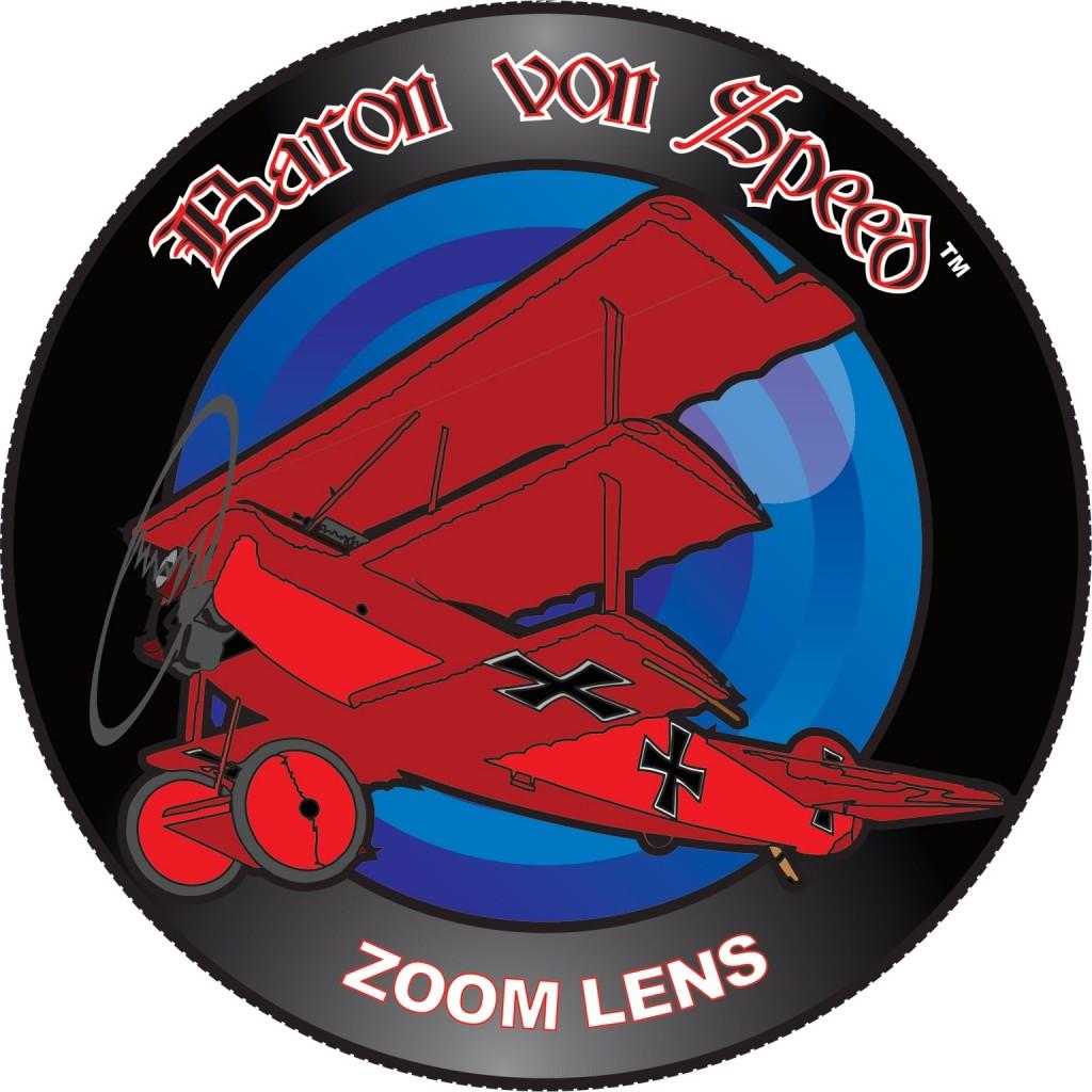 Baron von Speed Logo Fokker