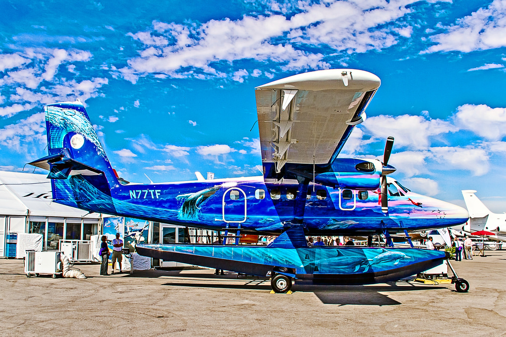 DeHavilland Twin Otter (N77TF)
