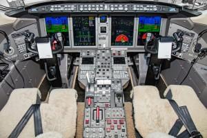 Bombardier Challenger CL30 (N350VJ)